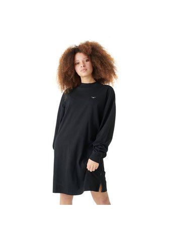 Cleptomanicx Skaterkleid »Elouise - black«