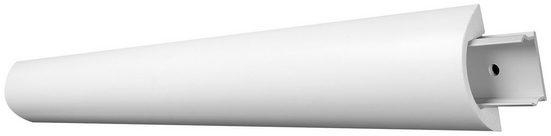 DECOSA Kabelkanal »Klipsprofil Thea«, 1 Leiste à 1,2 m Länge, 23 mm Höhe inkl. 3 Befestigungsklips