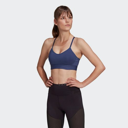 adidas Performance Sport-BH »Karlie Kloss Light-Support Sport-BH«