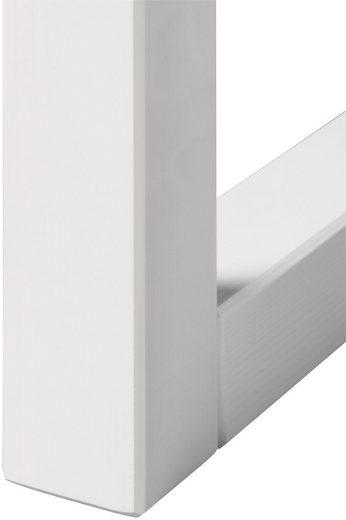 WELLTIME Ablage »Venezia«  Breite 93 cm  aus Massivholz