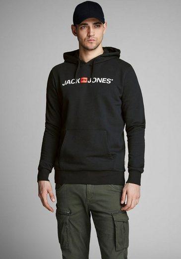 Jack & Jones Kapuzensweatshirt »Jack & Jones Logo Hoodie Oldschool«
