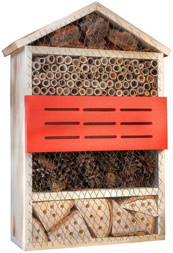 WINDHAGER Insektenhotel »5 Sterne«, BxTxH: 14x33x50 cm