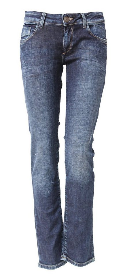 CROSS Jeans ® Skinny Fit Jeans mit niedriger Leibhöhe »Melissa« in rinsed