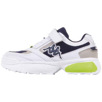 Kappa »KRYPTON KIDS« Sneaker in kinderfußgerechter Passform