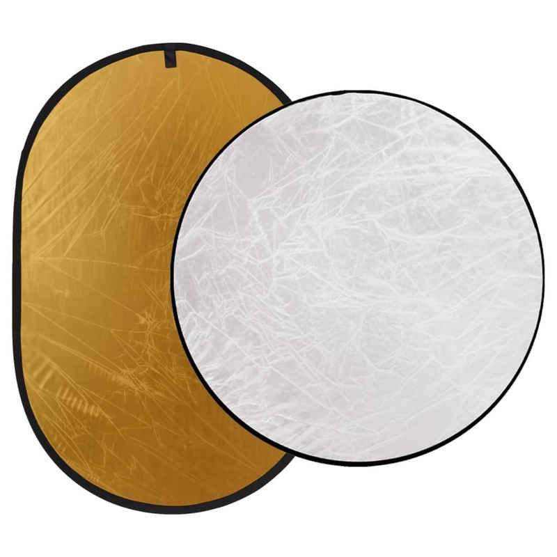 vidaXL Blitzlichtreflektoren »vidaXL 5-in-1 und 2-in-1 Reflektor Set mit Aufbewahrungstaschen«