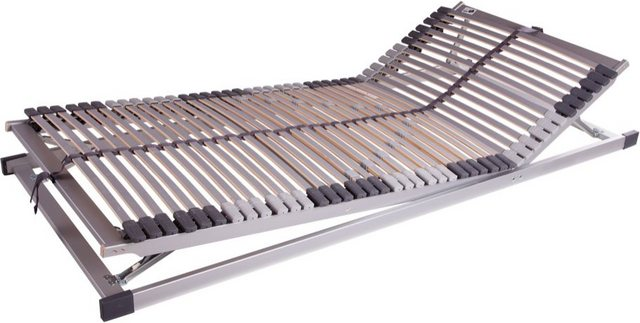 Lattenroste - Lattenrost, »Malaga«, breckle WEIDA, 42 Leisten, Kopfteil manuell verstellbar, Fußteil manuell verstellbar, mit 6 facher Härtezonenverstellung!  - Onlineshop OTTO