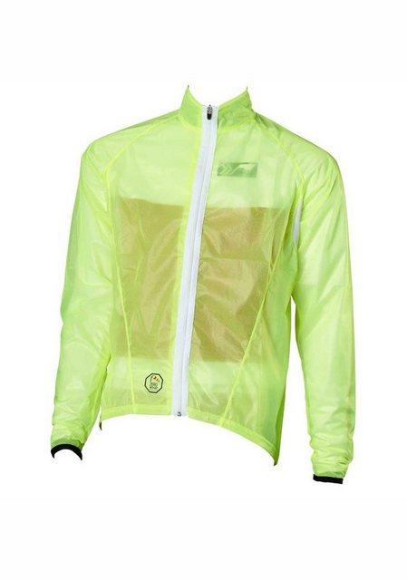 prolog cycling wear Regenjacke im Race-Fit-Schnitt