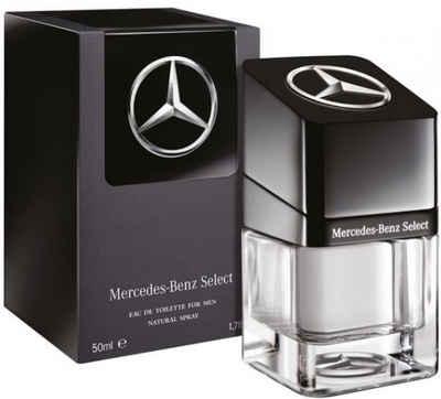 Mercedes Eau de Toilette »Mercedes-Benz Select Eau de Toilette Spray 50ml«