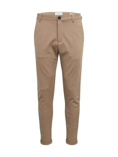 LINDBERGH Chinohose »Knitted cropped pants« (1-tlg)