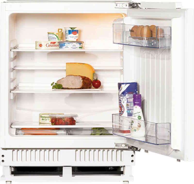 Amica Kühlschrank UVKSS351900, 82 cm hoch, 60 cm breit