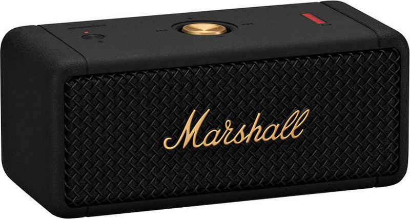 Marshall Emberton Bluetooth-Lautsprecher (Bluetooth, 20 W)