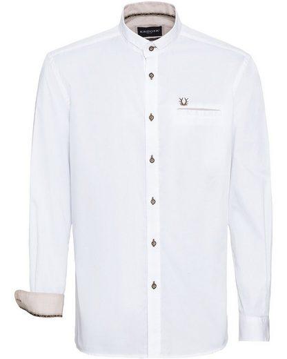 KRÜGER BUAM Trachtenhemd »Trachtenhemd Timur«