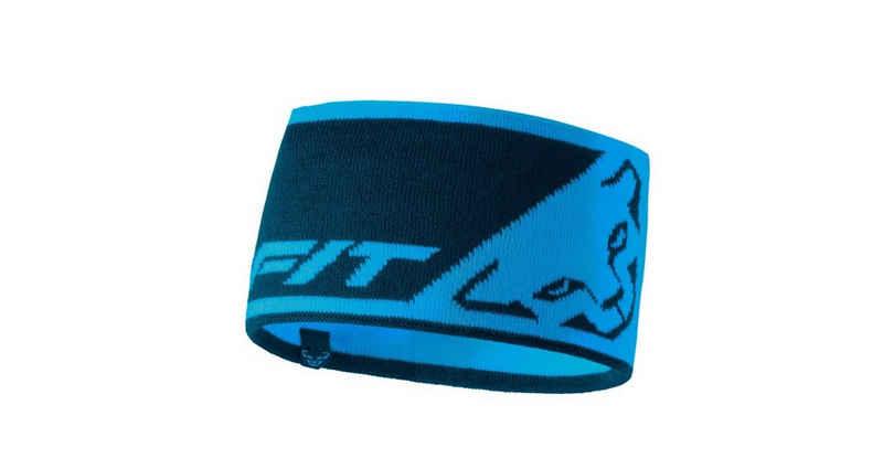 Dynafit Stirnband »Dynafit Stirnband Leopard Logo blau«