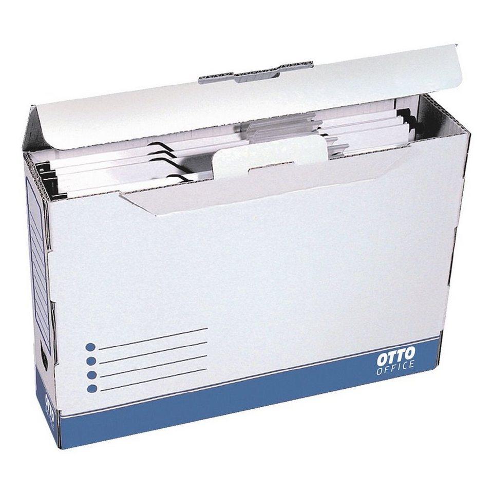 OTTO Office Standard Archivschachteln »small« in blau