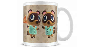 PYRAMID Tasse »Animal Crossing Tasse Nooks Cranny«