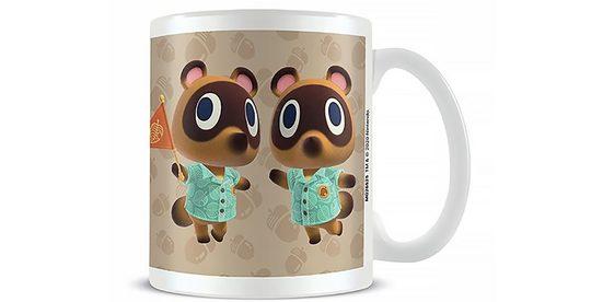PYRAMID Tasse »Animal Crossing Tasse Nooks Cranny«, Porzellan