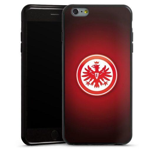 DeinDesign Handyhülle »Eintracht Frankfurt« Apple iPhone 6 Plus, Hülle Eintracht Frankfurt Offizielles Lizenzprodukt Wappen