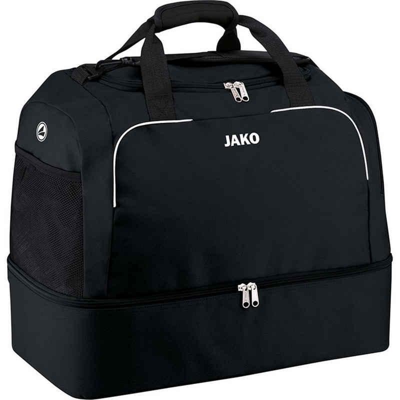 Jako Sporttasche »Jako Sporttasche Classico mit Bodenfach«, mit kleiner Innentasche