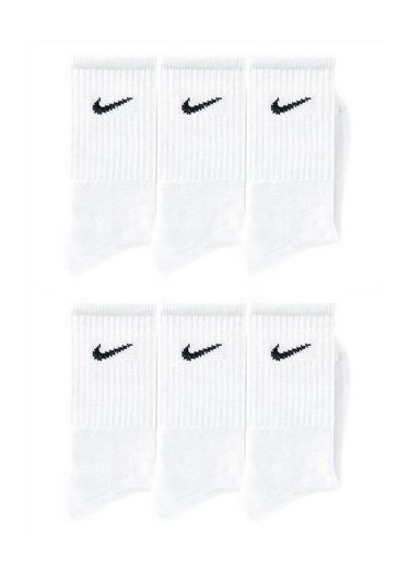 Nike Classic Sport Socks (6 Pair) With Terry