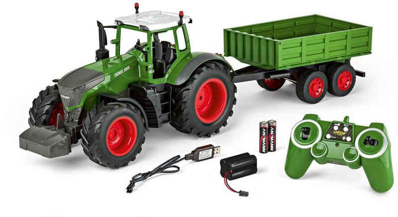 CARSON RC-Traktor »Traktor mit Anhänger, 1:16, RTR«