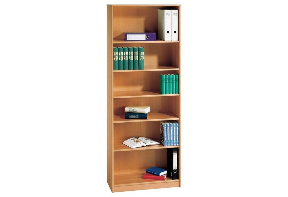 regal maja m bel breite 72 2 cm h he 189 cm mit 6. Black Bedroom Furniture Sets. Home Design Ideas