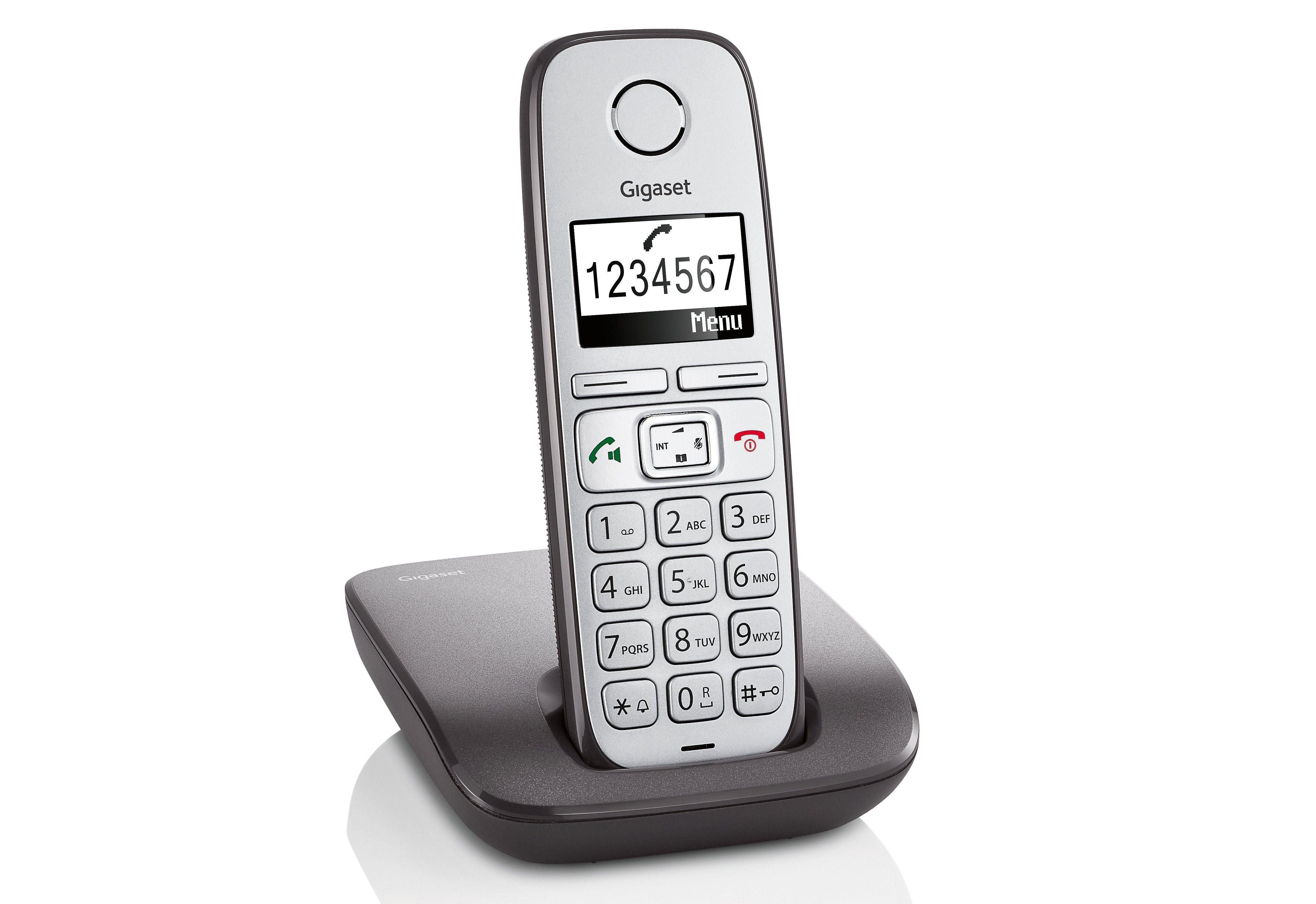 Gigaset E310 Schnurloses DECT Telefon
