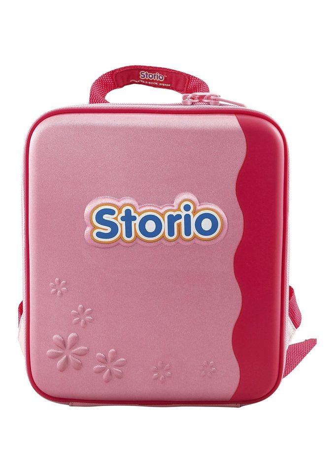 Storio® Tragetasche, VTech, pink oder blau-orange in pink