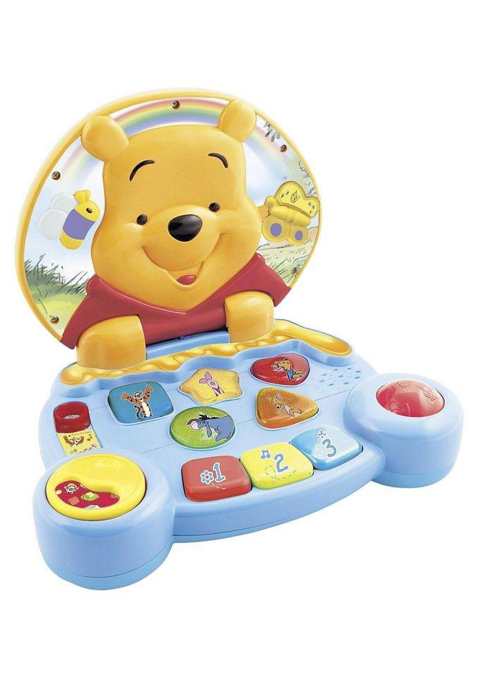 VTech erster Laptop, »Winnie Puuh« in bunt
