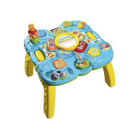 Spieltisch, VTech, »Winnie Puuhs Honiggarten«