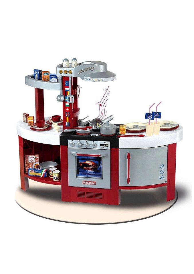 Elektronik-Spielküche, Klein, »Gourmet International - Miele«
