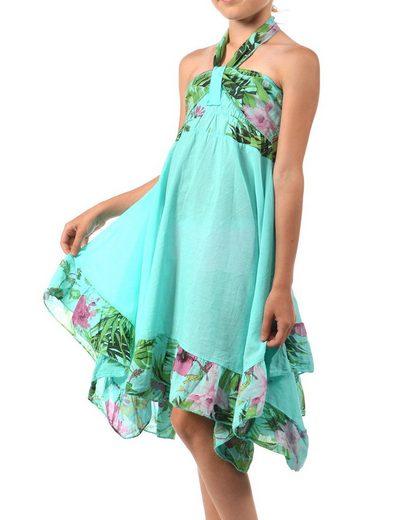 BEZLIT Sommerkleid »Mädchen Sommer Kleid« (1-tlg) Schulterfrei,elastischer Bund