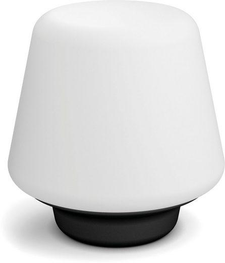Philips Hue LED Tischleuchte »Wellness«, LED Tischleuchte, schwarz, 806 Lumen