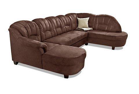 home affaire wohnlandschaft budapest wahlweise mit bettfunktion online kaufen otto. Black Bedroom Furniture Sets. Home Design Ideas
