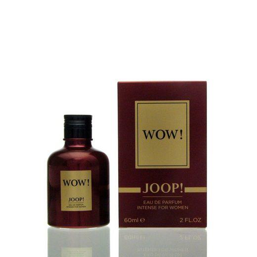 Joop! Eau de Parfum »Joop Wow Intense For Women Eau de Parfum 60 ml«