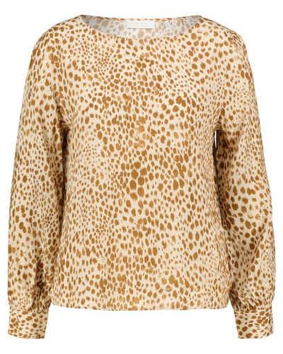 Rich & Royal Klassische Bluse »Damen Bluse Langarm«
