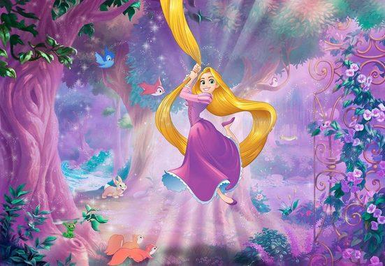 KOMAR Fototapete »Rapunzel«
