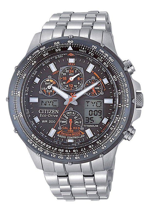 Citizen Funkchronograph »JY0080-62E«