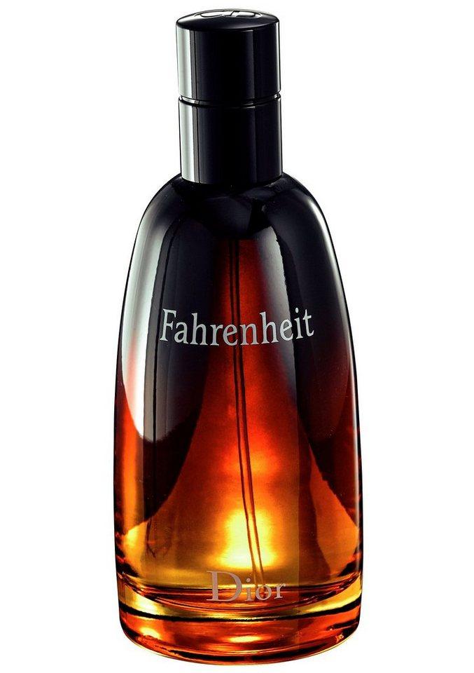 Dior, »Fahrenheit«, Aftershave