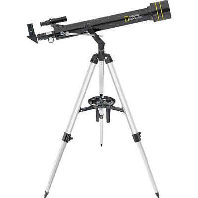BRESSER Teleskop »National Geographic 60/700 Refraktor Teleskop«