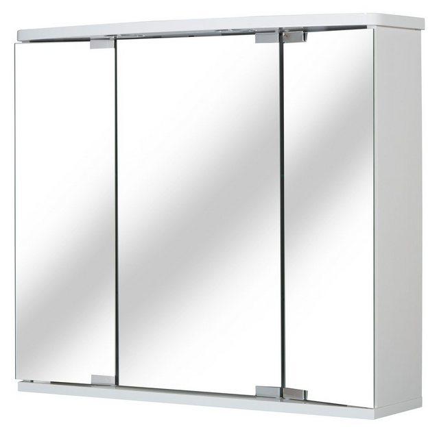 Jokey Spiegelschrank Funa LED, weiß