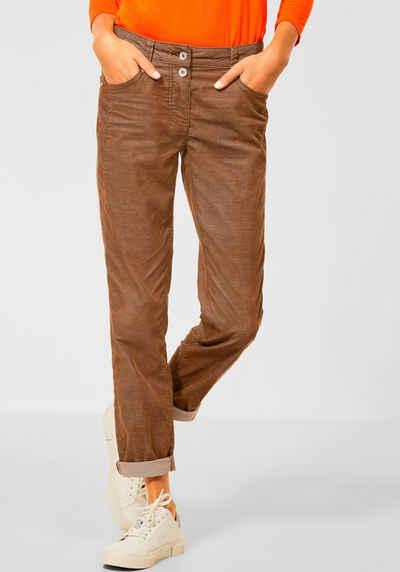 Cecil Cordhose »Style Gesa« im 5-Pocket Style