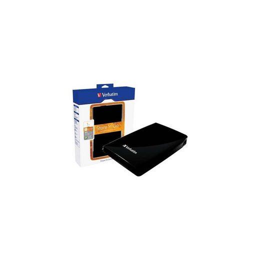 Verbatim »Store n Go 1TB USB 3.0« externe HDD-Festplatte