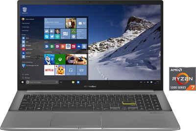 Asus S533UA-KJ121T Notebook (39,62 cm/15,6 Zoll, AMD Ryzen 7 5700U, Radeon Graphics, 1000 GB SSD, Kostenloses Upgrade auf Windows 11, sobald verfügbar)
