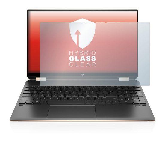 upscreen Schutzfolie »Panzerglasfolie für HP Spectre 15-eb0008ng«, Schutzglas Glasfolie klar
