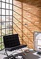WODEWA Set: Verkleidungspaneel »Wodewa 200 - Ahorn«, 3D-Effekt, 1 m², Bild 3