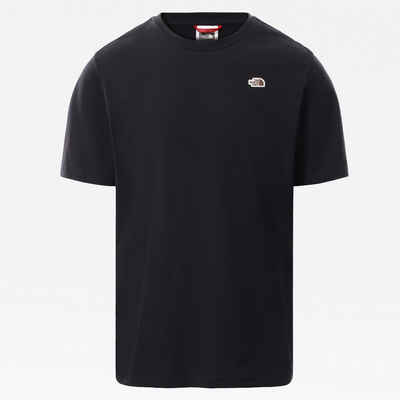 The North Face T-Shirt »RECYCLED SCRAP« Recyclingmaterial