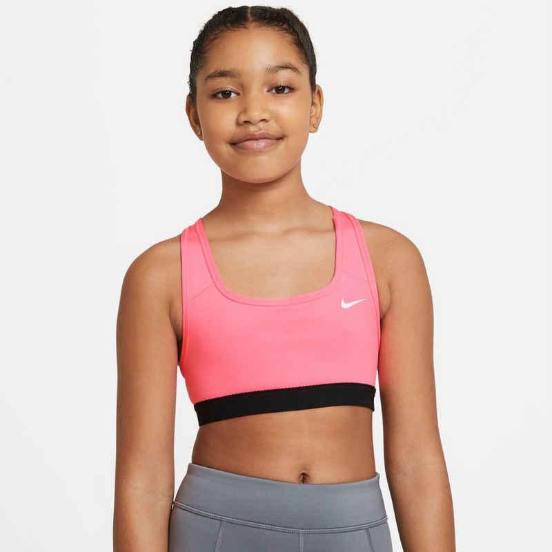 Nike Sporttop »Nike Swoosh Big Kids' Sports Bra«