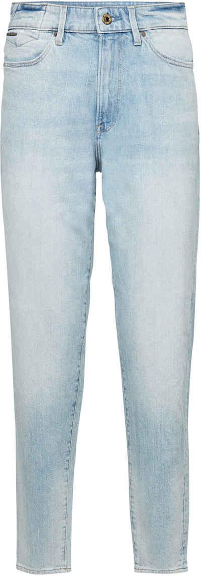 G-Star RAW Straight-Jeans »Janeh Ultra High Mom Ankle Jeans« in verkürzter Ankle Form mit hohen Bund