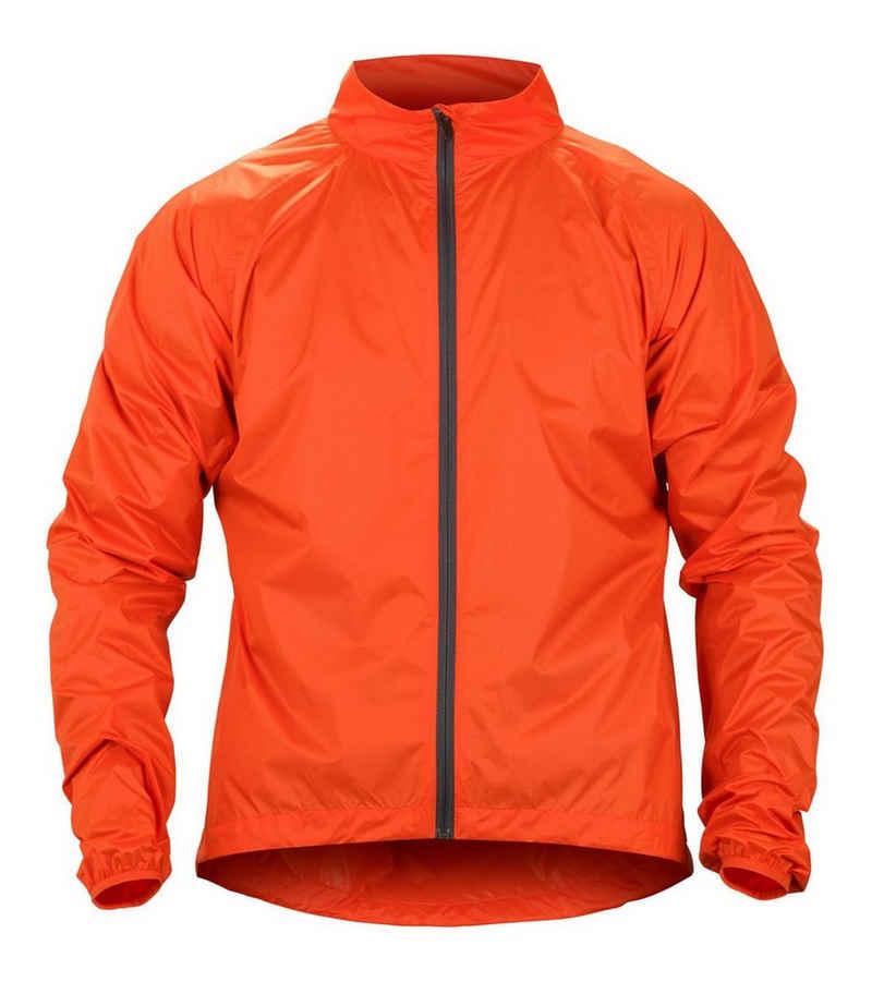 Sweet Protection Regenjacke »sweet protection Flood Jacke superleichte Herren Regenjacke für plötzliche Wetterumschwünge beim Biken Outdoor-Jacke Orange«