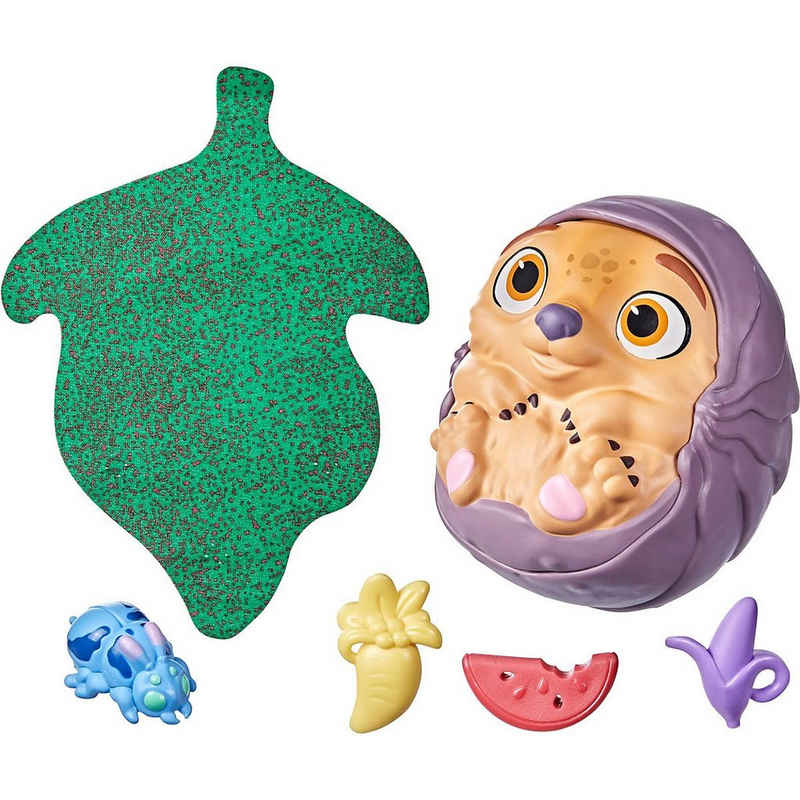 Hasbro Anziehpuppe »Disney Raya und der letzte Drache Baby Tuk Tuk mit«